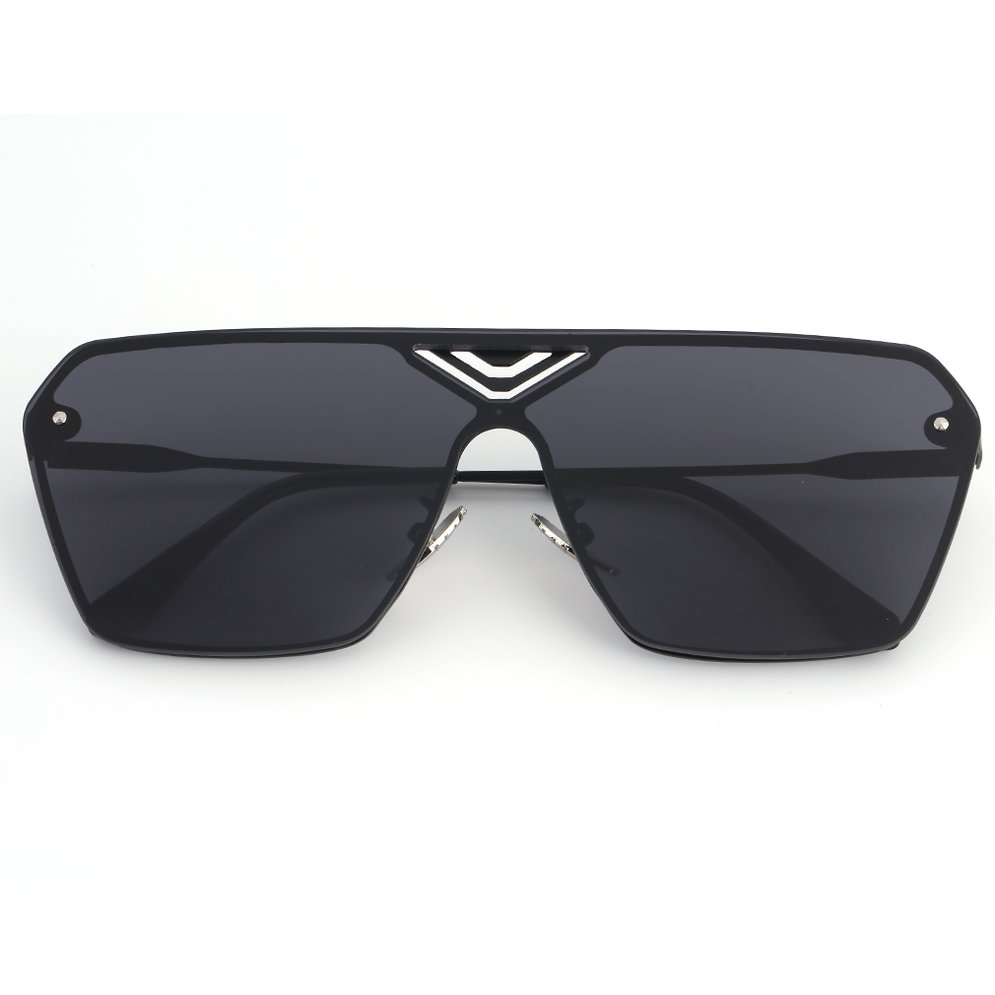 new unisex fashion classic big frame design retro