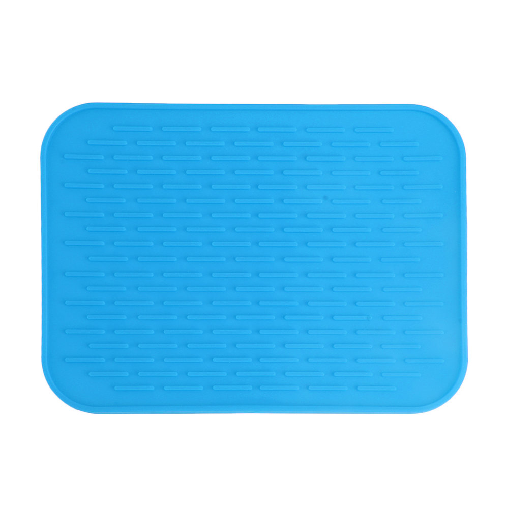 New Durable Silicone Round Non Slip Heat Resistant Mat
