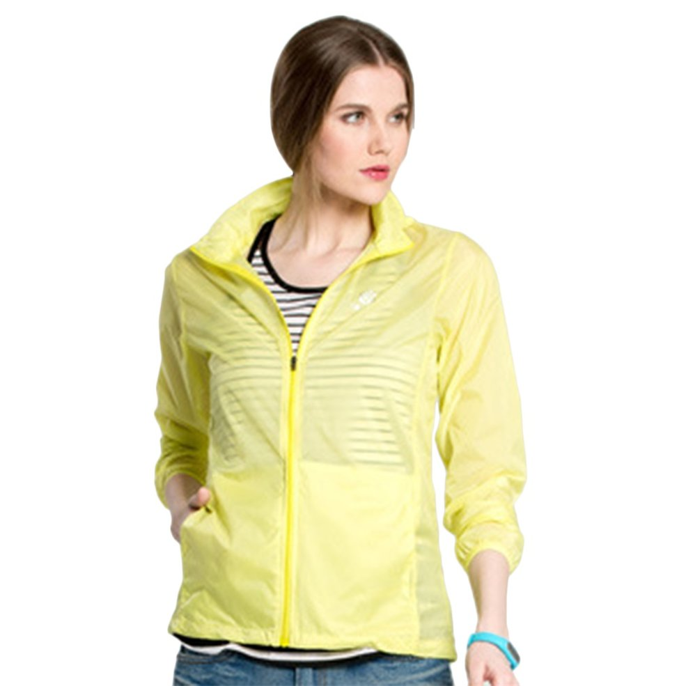 Female sunscreen protection clothing jacket beach air for Shirts with sunscreen in them