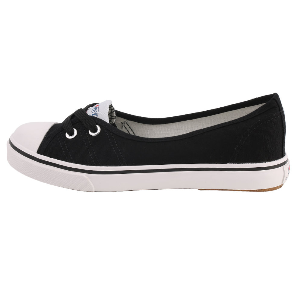 casual canvas work flats loafers slip on soft