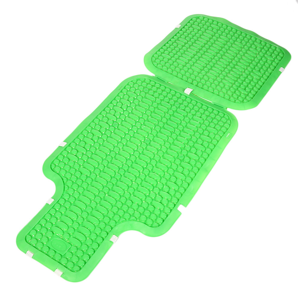 Car seat cushion cover massage therapy lumbar support chair cushions pad oe ebay