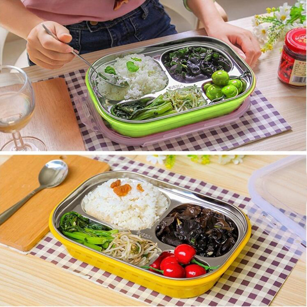 5 layers children thermos bento lunch box food fruit picnic storage container. Black Bedroom Furniture Sets. Home Design Ideas