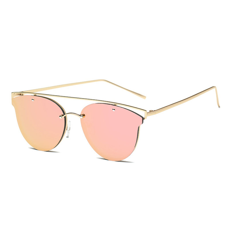 Are Frameless Glasses In Style 2016 : 2016 New Style Fashionable Bright Frameless Unisex Ellipse ...