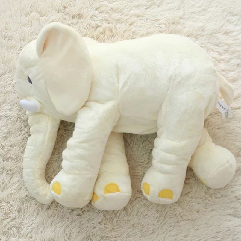 Animal Cushion Stuffed Kids Baby Sleeping Soft Pillow Toy Cute Elephant #T eBay