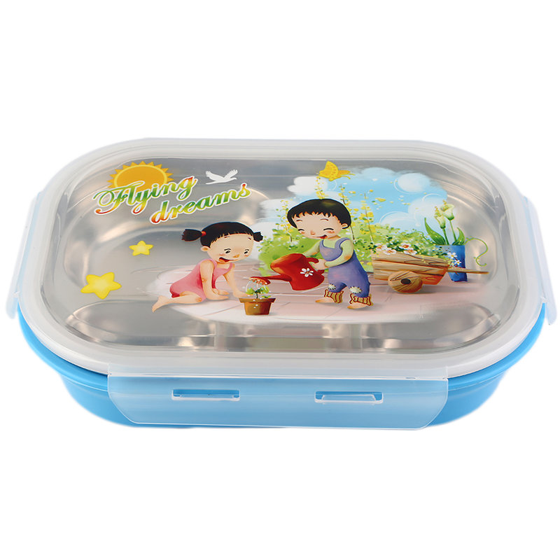 5 layers children thermos bento lunch box food fruit picnic storage container au ebay. Black Bedroom Furniture Sets. Home Design Ideas