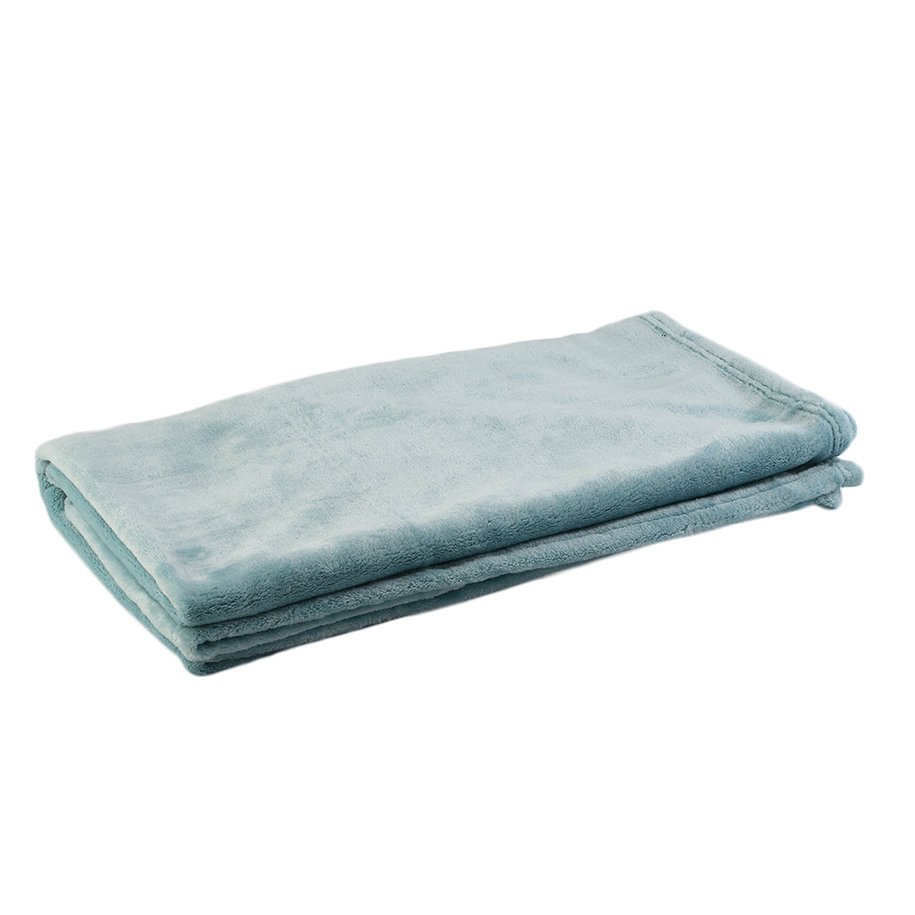 Comfortable Soft Plain Flannel Throw Over Large Decorative Sofa Bed Blanket Oe Ebay