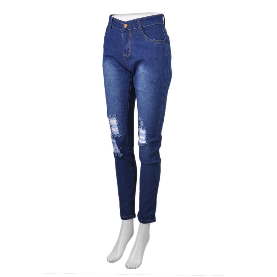 Wonderful These Torned Pants May Contribute To The Fashion In A Way That They Cover The Legs But Ohh Let Your Legs Breathe!! This Is How Tattered And Rugged Jeans Are Working These Days For Both Men And Women  Banned Wearing Ripped Jeans