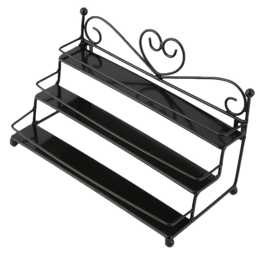 Exhibition Stand Organizer : Tier nail polish display rack stand organizer holder