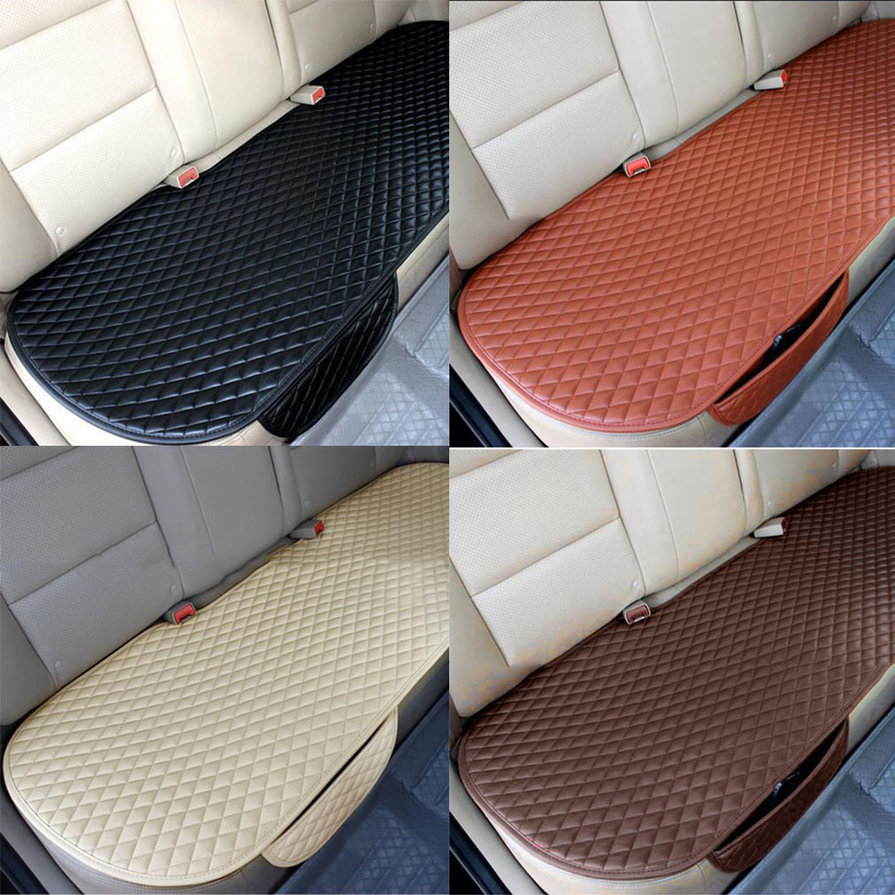 comfortable vehicle seat cover cushion pad backless for car back seat he ebay. Black Bedroom Furniture Sets. Home Design Ideas