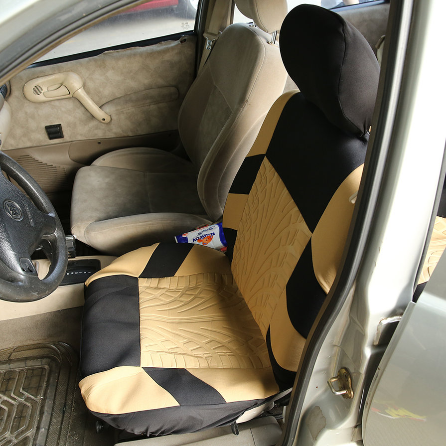 classic style car seat cover universal fit most car interior accessories jl ebay. Black Bedroom Furniture Sets. Home Design Ideas