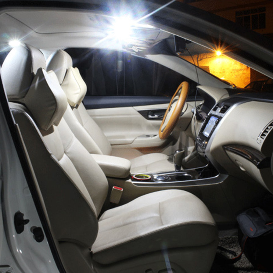 5pcs lot car led interior light bulb reading lamp for tiguan with no skylight xp ebay. Black Bedroom Furniture Sets. Home Design Ideas