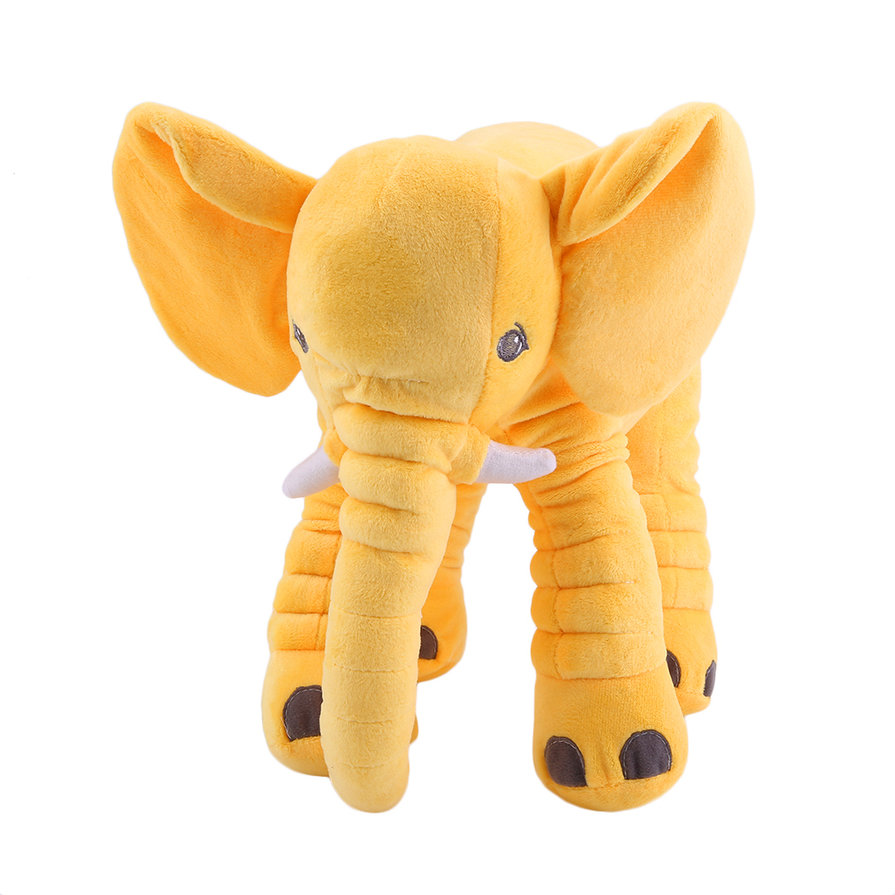 Animal Toy Pillow : Animal Cushion Kids Baby Sleeping Soft Pillow Toy Cute Elephant Cotton HE