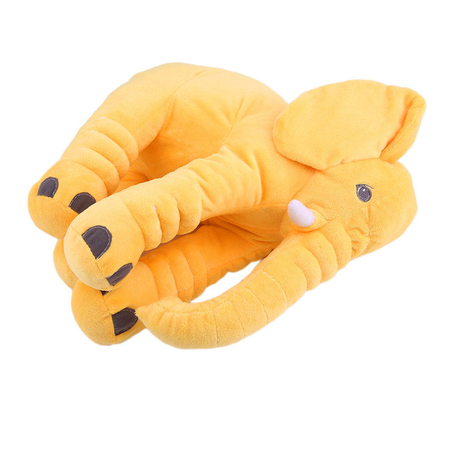 Animal Toy Pillow : Animal Cushion Kids Baby Sleeping Soft Pillow Toy Cute Elephant Cotton HE eBay