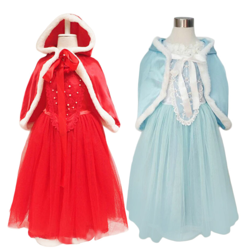 girl princess dress kids stage show costumes christmas
