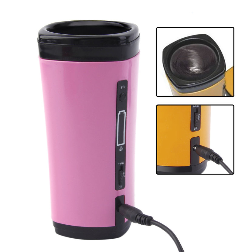 Coffee Maker Heater Not Working : USB Water Coffee Cup Mug Drink Cup Warmer Heater Coffee thermos Gadget LM eBay