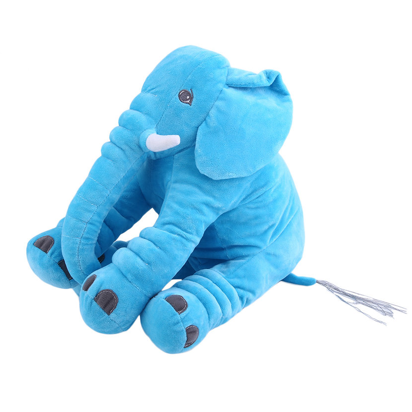 Stuffed Animal Cushion Kid Baby Sleeping Soft Pillow Toy Cute Elephant Cotton CC eBay