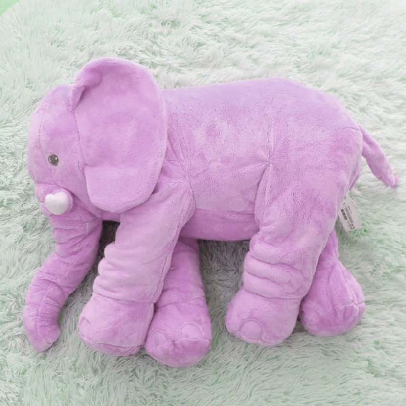 Stuffed Animal Elephant Pillow : Stuffed Animal Cushion Kids Baby Sleeping Soft Pillow Toy Cute Elephant LC eBay