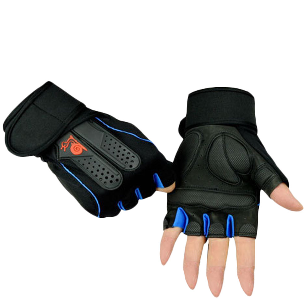 Excel Fitness Gloves: Men's Weight Lifting Gym Fitness Workout Training Exercise