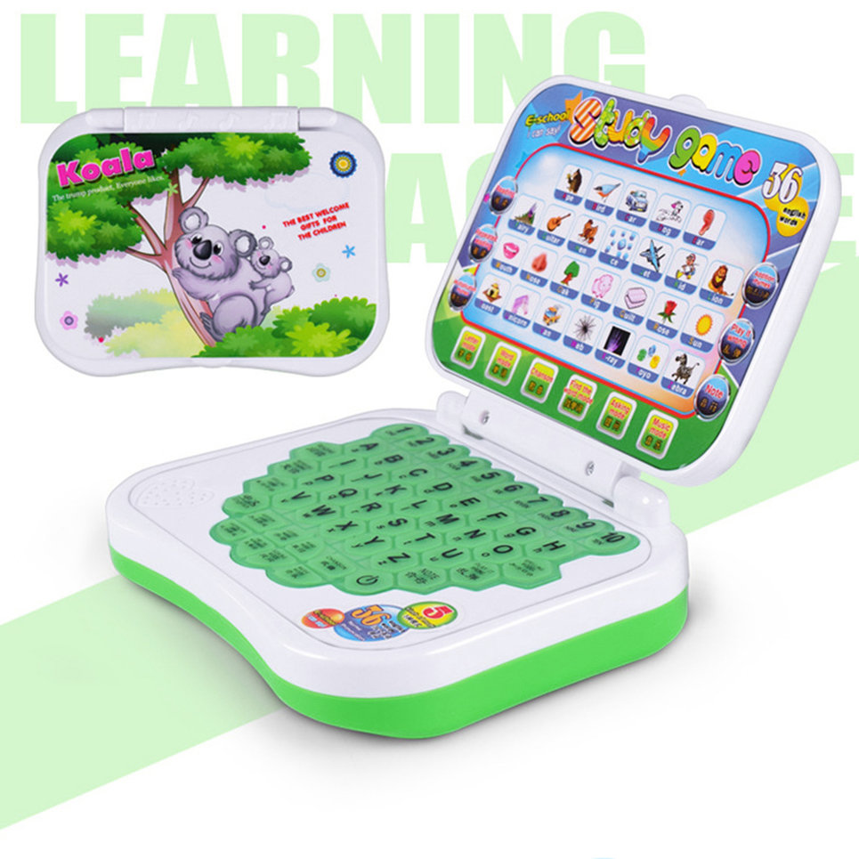 Computer Learning Toys : Multifunctional early learning educational computer toys