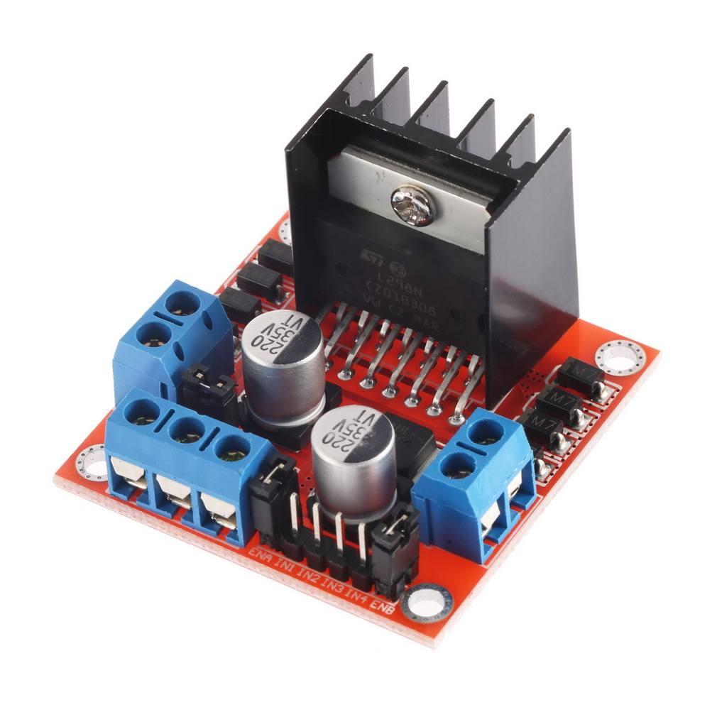 Buy Generic Dual H Bridge Stepper Motor Drive Controller Board L298 Circuit Diagram Image