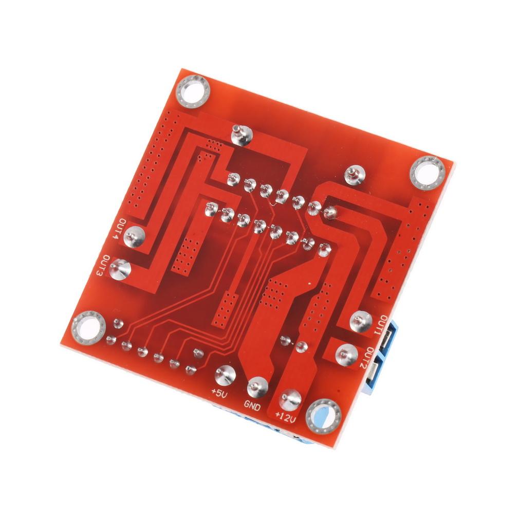 Buy Generic Dual H Bridge Stepper Motor Drive Controller Board L298 Circuit Diagram Image