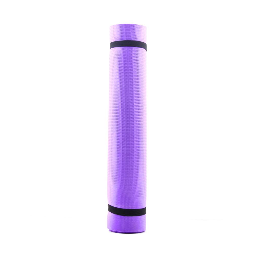 6mm Thick Non Slip Yoga Mat Yogat Bag Exercise Fitness