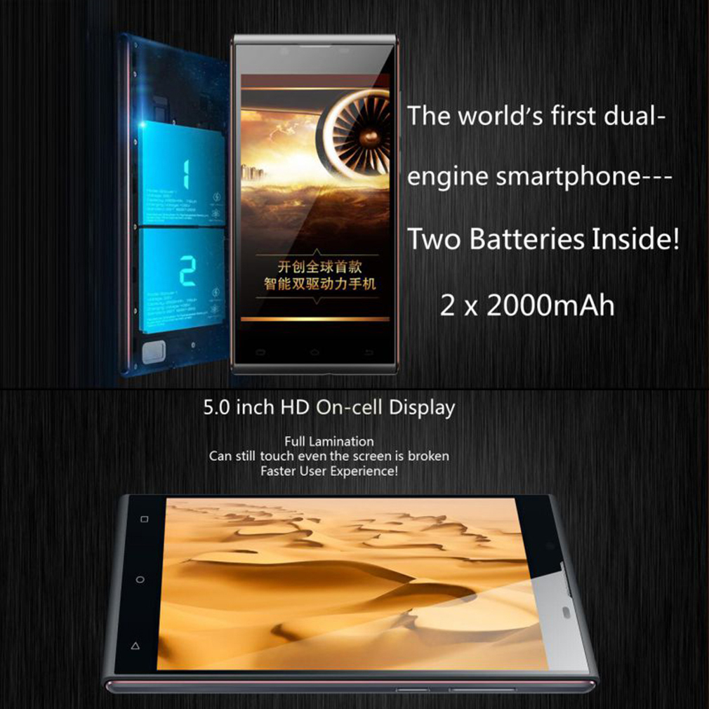 ea1ea2d93 Gfive Gpower1 5.0 Inch HD Display Smart Phone For Android 5.1 UK ...
