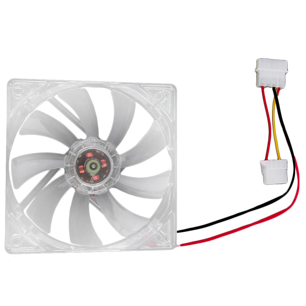 how to clean pc fan