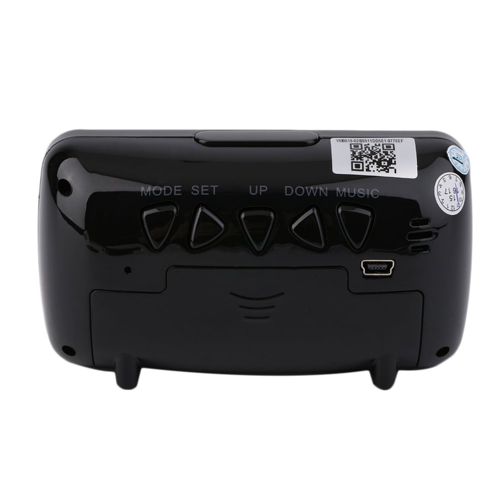 1080p full hd wifi ip hidden spy camera alarm clock radio motion detection dvr ebay. Black Bedroom Furniture Sets. Home Design Ideas