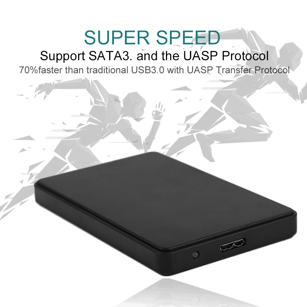 Usb 30 Hard Drive External Enclosure 25 Inch Sata Hdd Mobile Disk Orico 6228us3 C 2bay Docking Harddisk Box Case Qd
