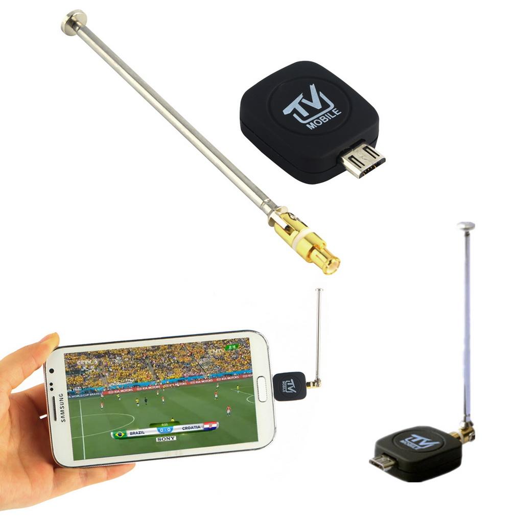 1pcs super digital rtl2832u+r820t tv tuner receiver with antenna.