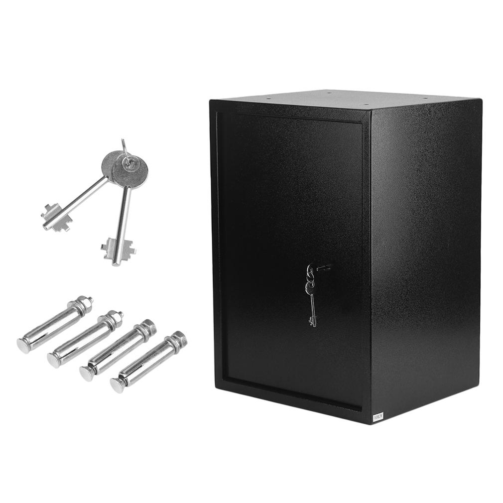 44.6l coffret-fort boîte de sécurité durable de maison bureau