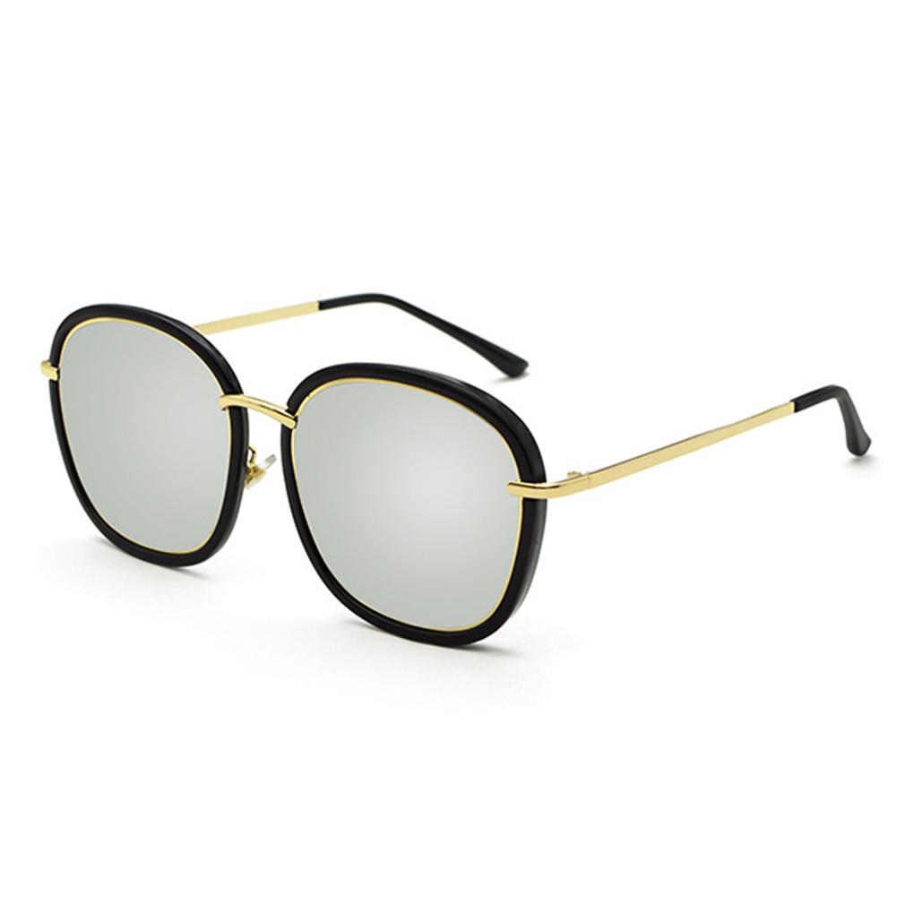 Vintage Metal Frame Glasses : Special Women Outdoor Sunglasses Vintage Round Shape Metal ...