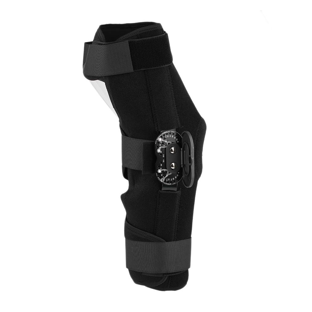 Advanced Orthopaedics Hinged Wrap Around Knee Brace