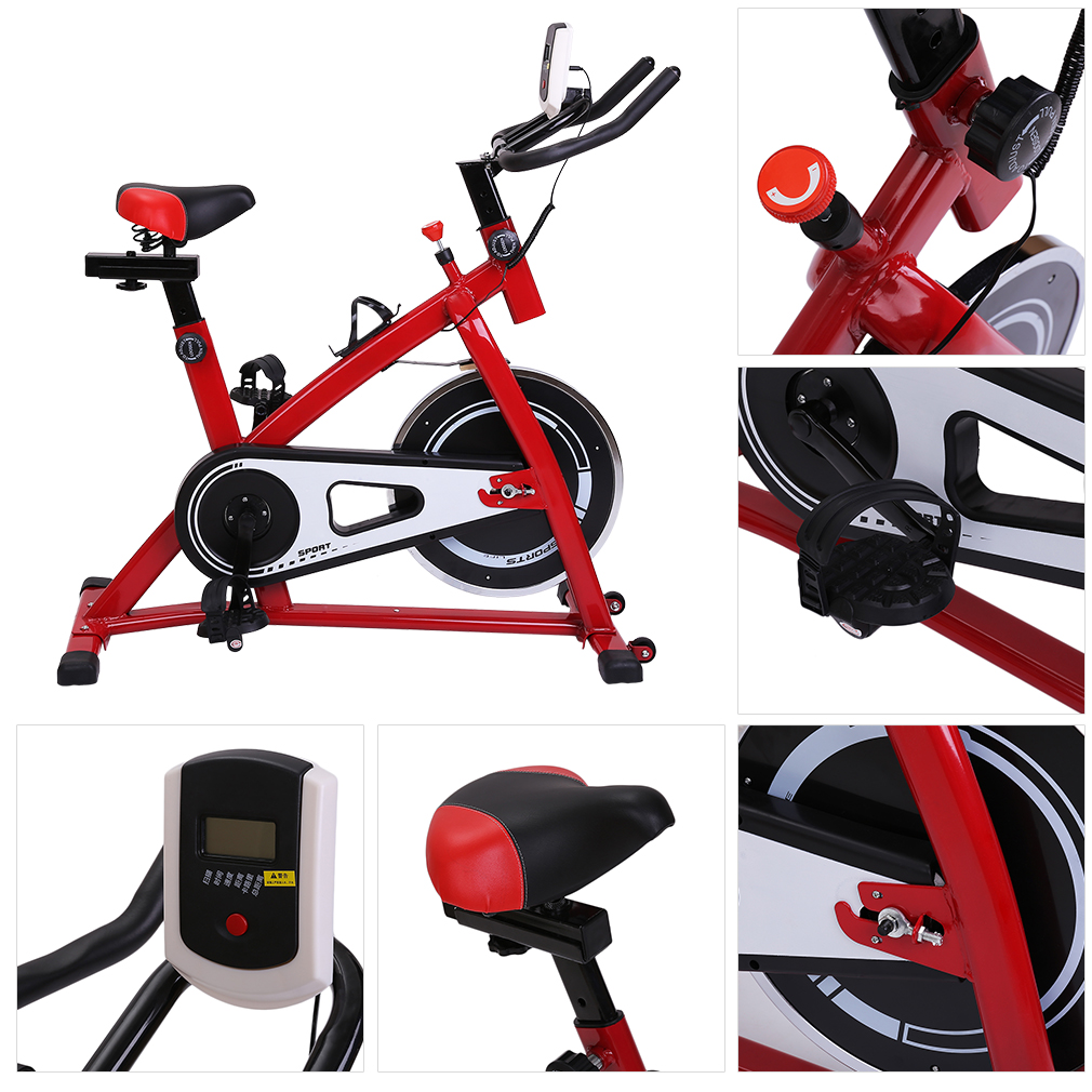 heimtrainer fitnessbike trimmrad ergometer fahrrad. Black Bedroom Furniture Sets. Home Design Ideas