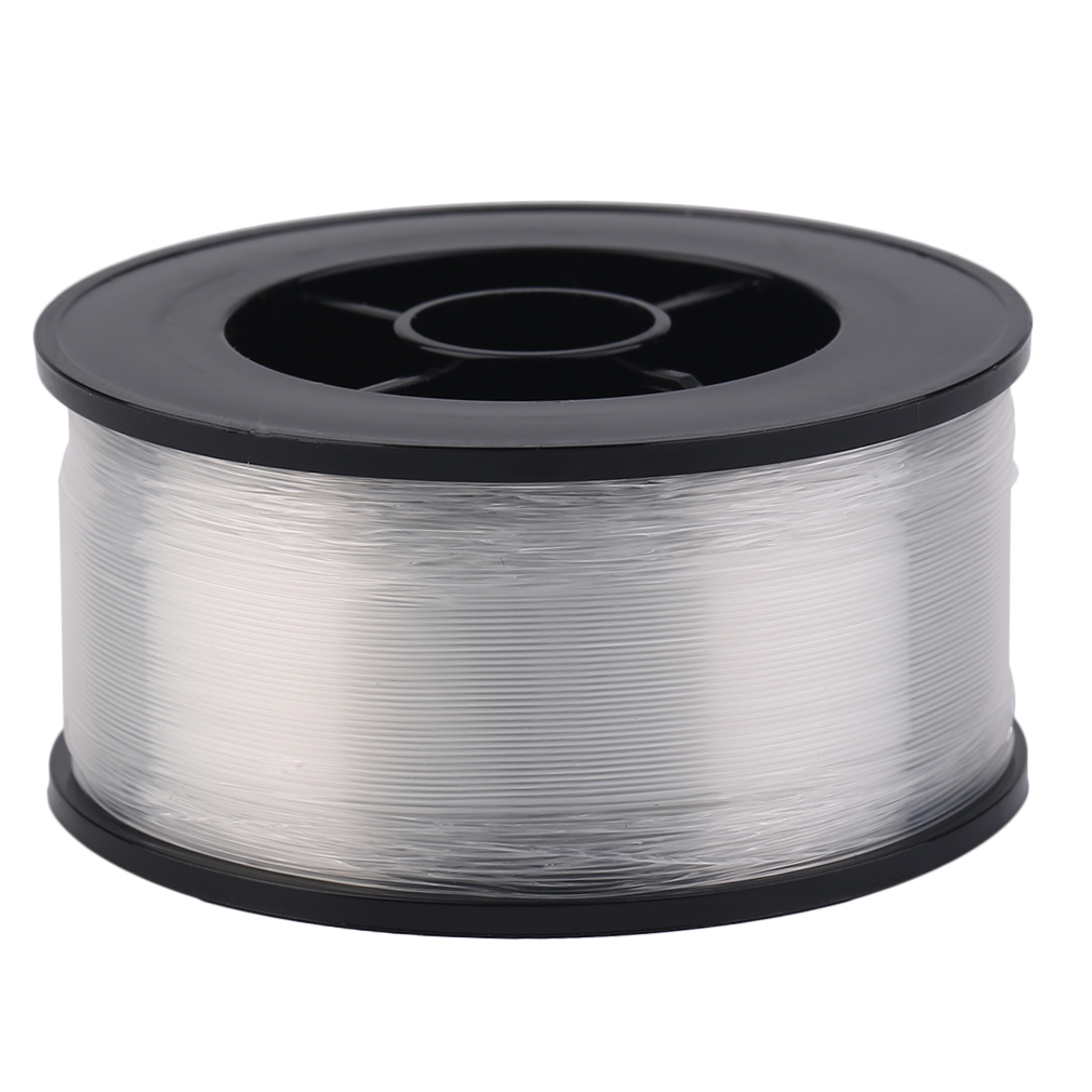 how nylon fishing line is made