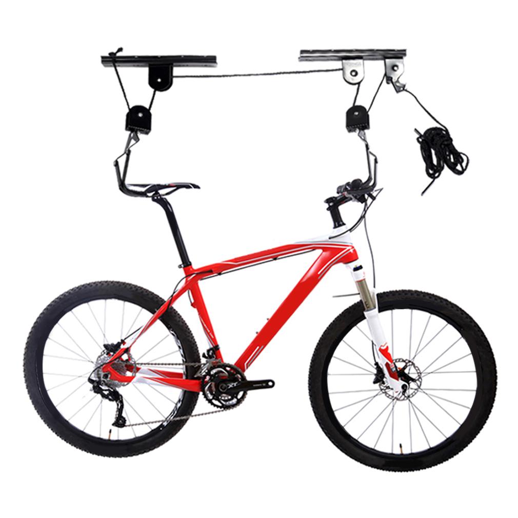 fahrrad bike lift fahrradaufh ngung fahrradhalter. Black Bedroom Furniture Sets. Home Design Ideas