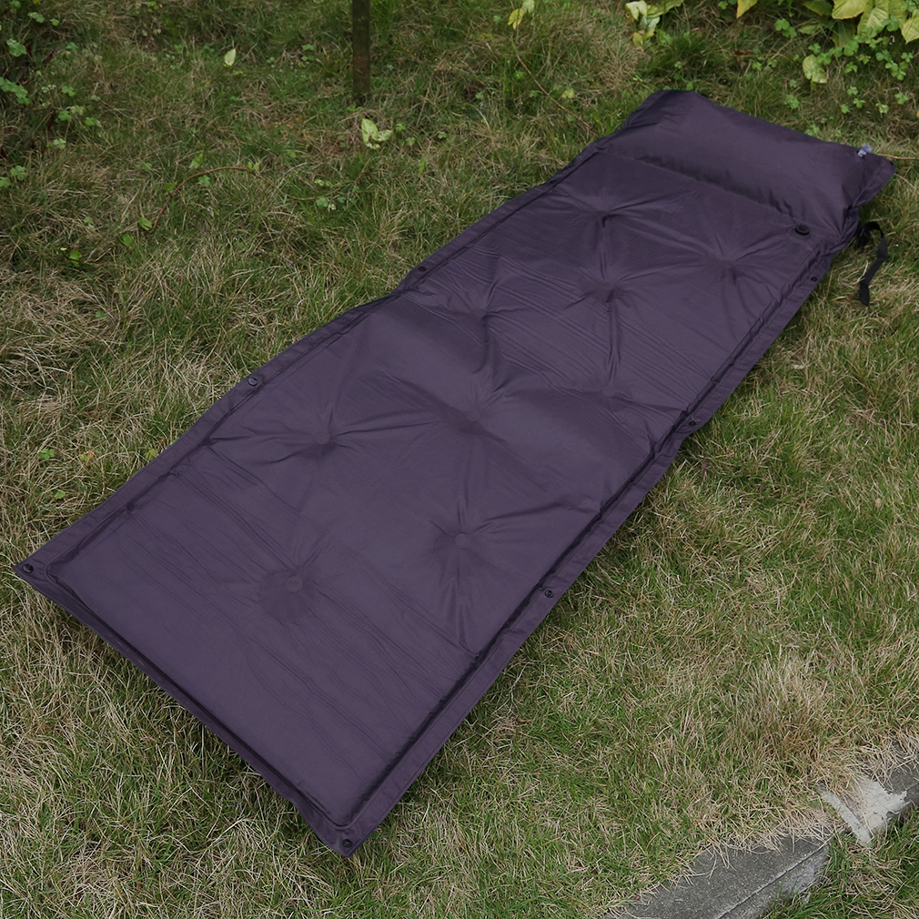 Camping mattress pad product image venture outdoors for Venture outdoors campsite flooring