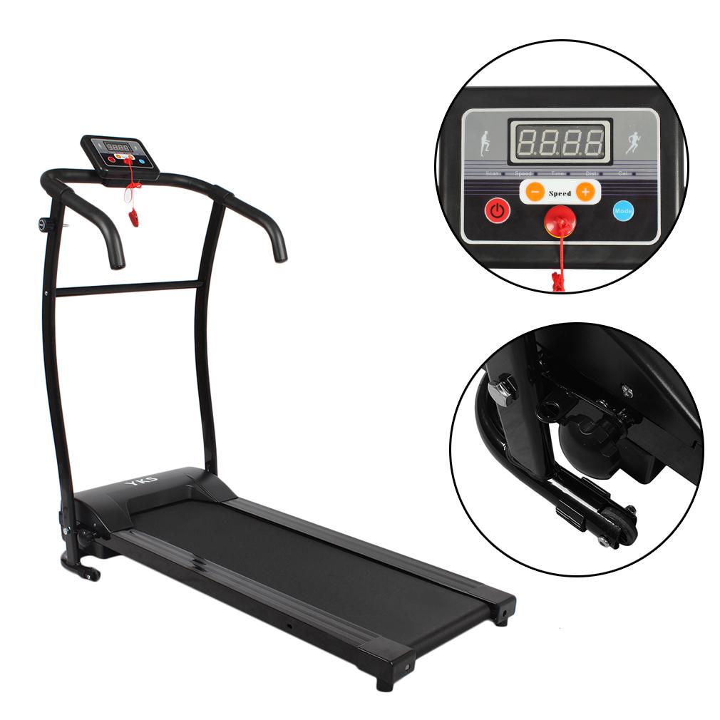 Treadmill Fixed Incline Electric Motorised Folding Running