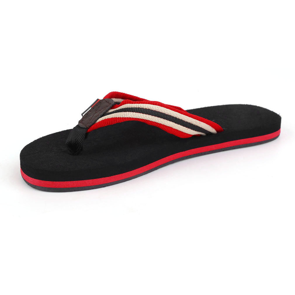 herren flip flops sandalen zehentrenner badeschlappen 2 versionen gr 39 43 es ebay. Black Bedroom Furniture Sets. Home Design Ideas