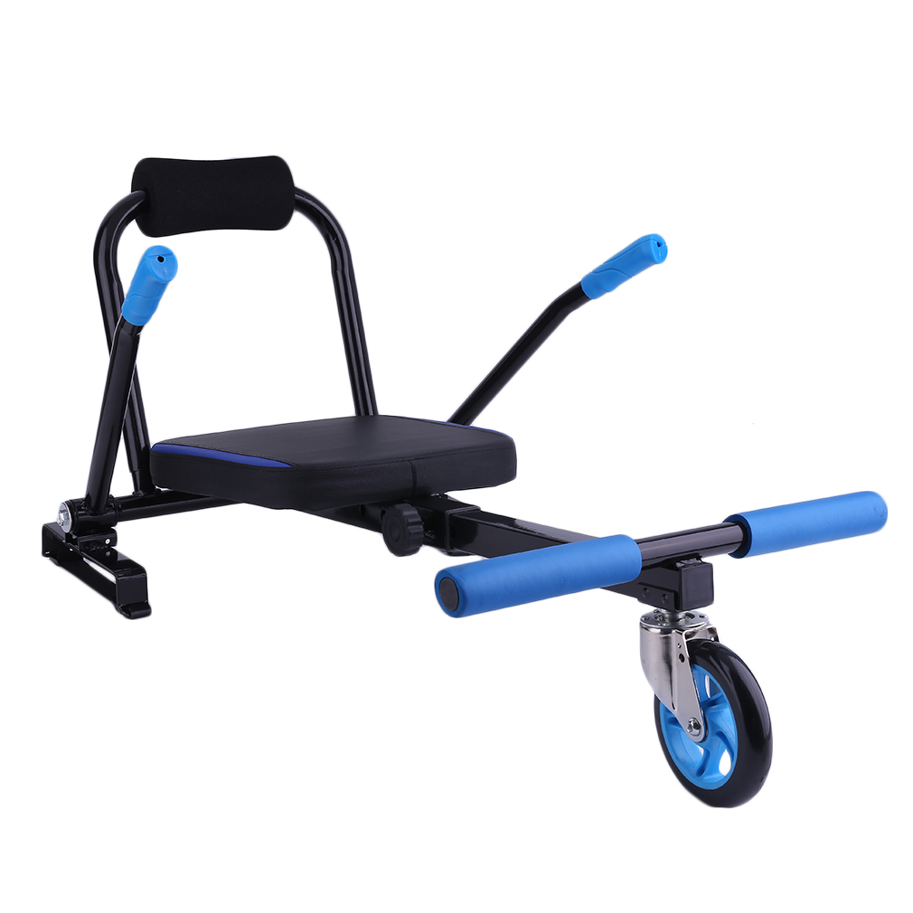 Balance Board For 2 Year Old: Adjustable Hoverkart Attatchment Kart Hoverboard Seat For