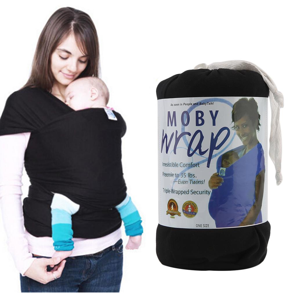 Porte-Bébé Élastique Aid Caomfortable Belly Carrier Pour Nouveau-Nés  Sécurité Mode Écharpe De ... 1f968832e8a