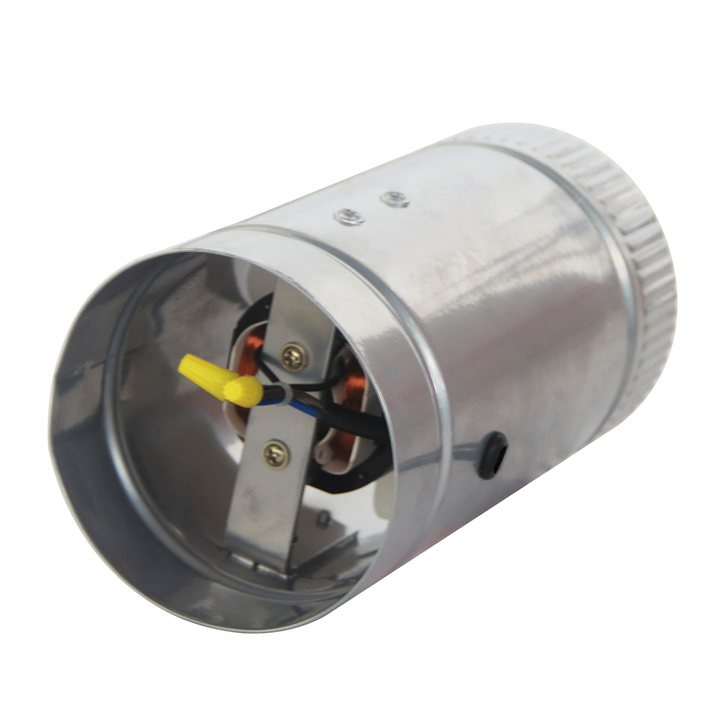 High Speed Blower Fans : Inch high speed round shape inline blower fan cfm