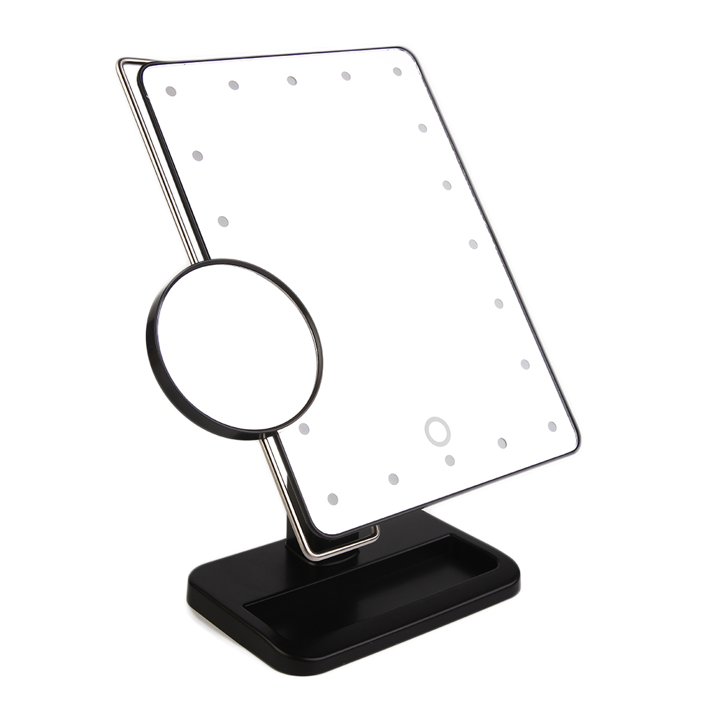 Best Lighted Makeup Mirror Magnifying With Light 10x