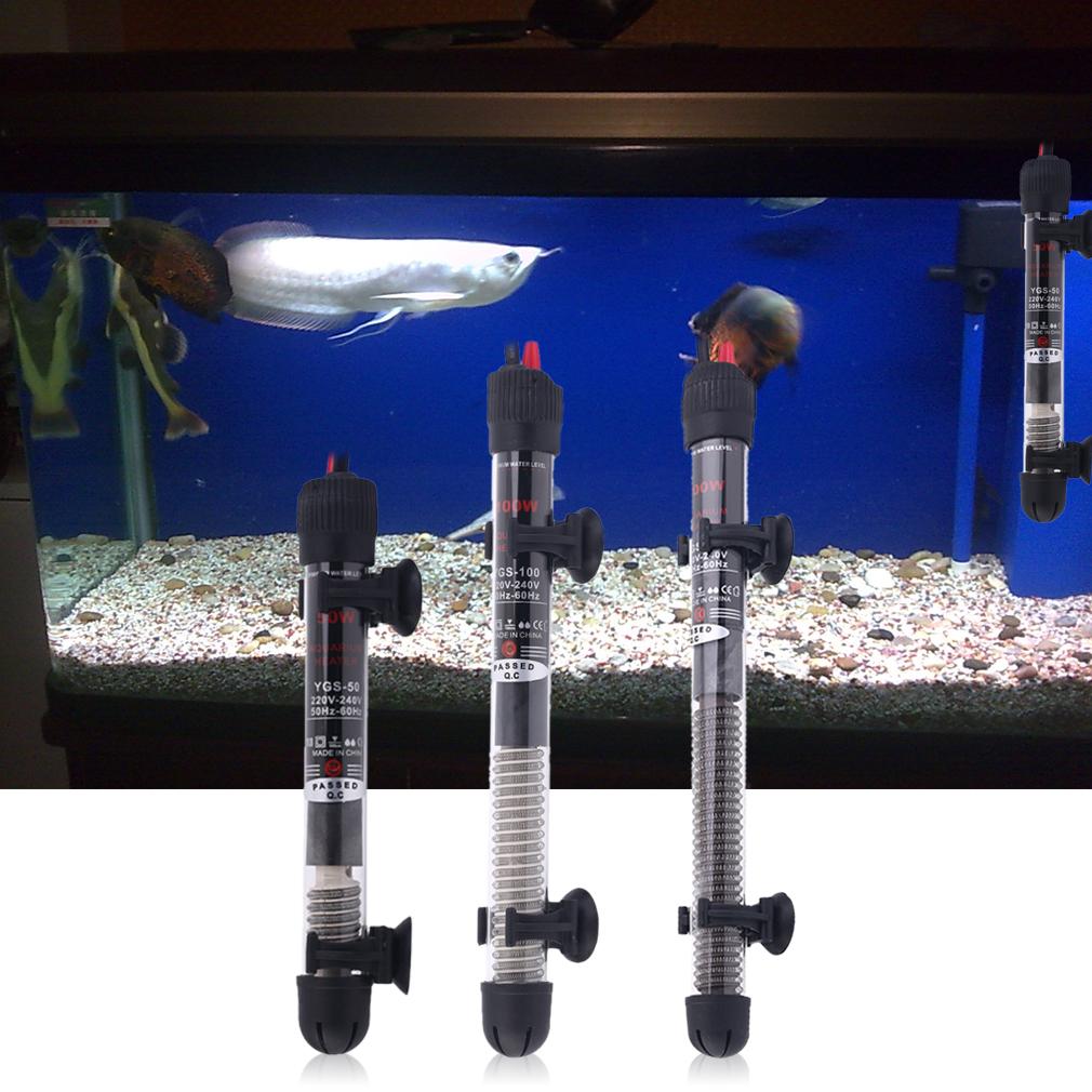 Aquarium regelheizer aquat serie heizstab heizer heizung for Aquarium heizung
