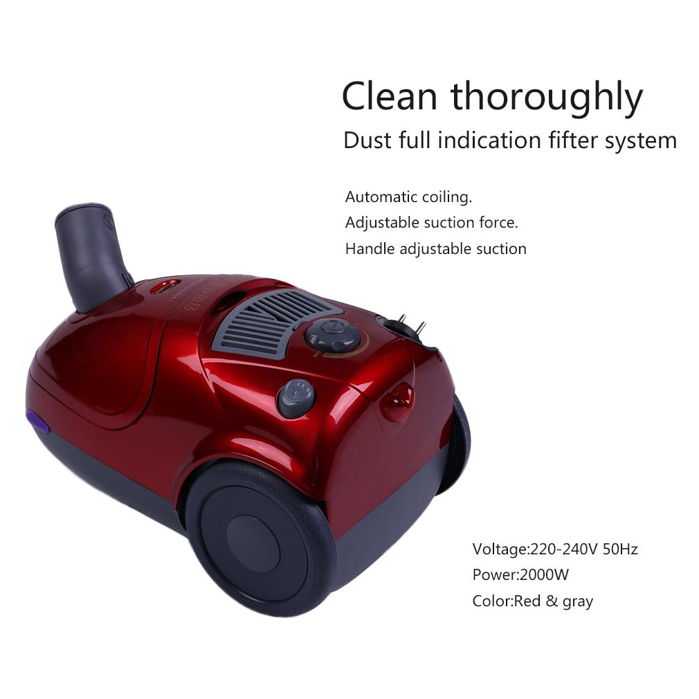 2000 watt staubsauger bodenstaubsauger beutellos mit hepa filter zyklon neu se ebay. Black Bedroom Furniture Sets. Home Design Ideas