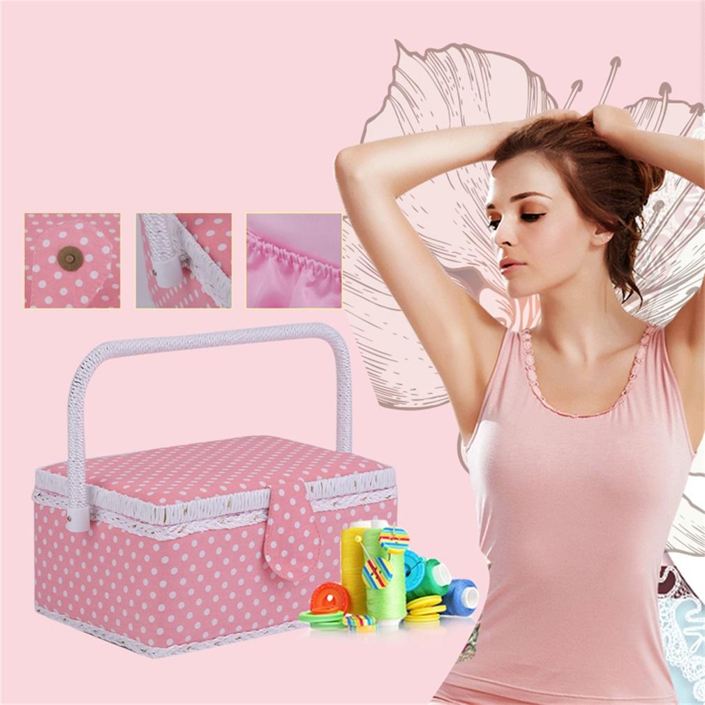 n hk stchen mit ablage rosa wei n hkasten n hkorb n hbox. Black Bedroom Furniture Sets. Home Design Ideas