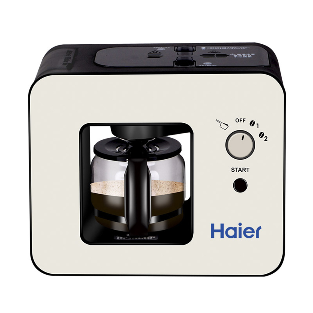 Coffee Makers That Use Beans : Coffee Brewer With Grinder Automatic Brew 4 Cup Coffeemaker Machine Grind Bean eBay
