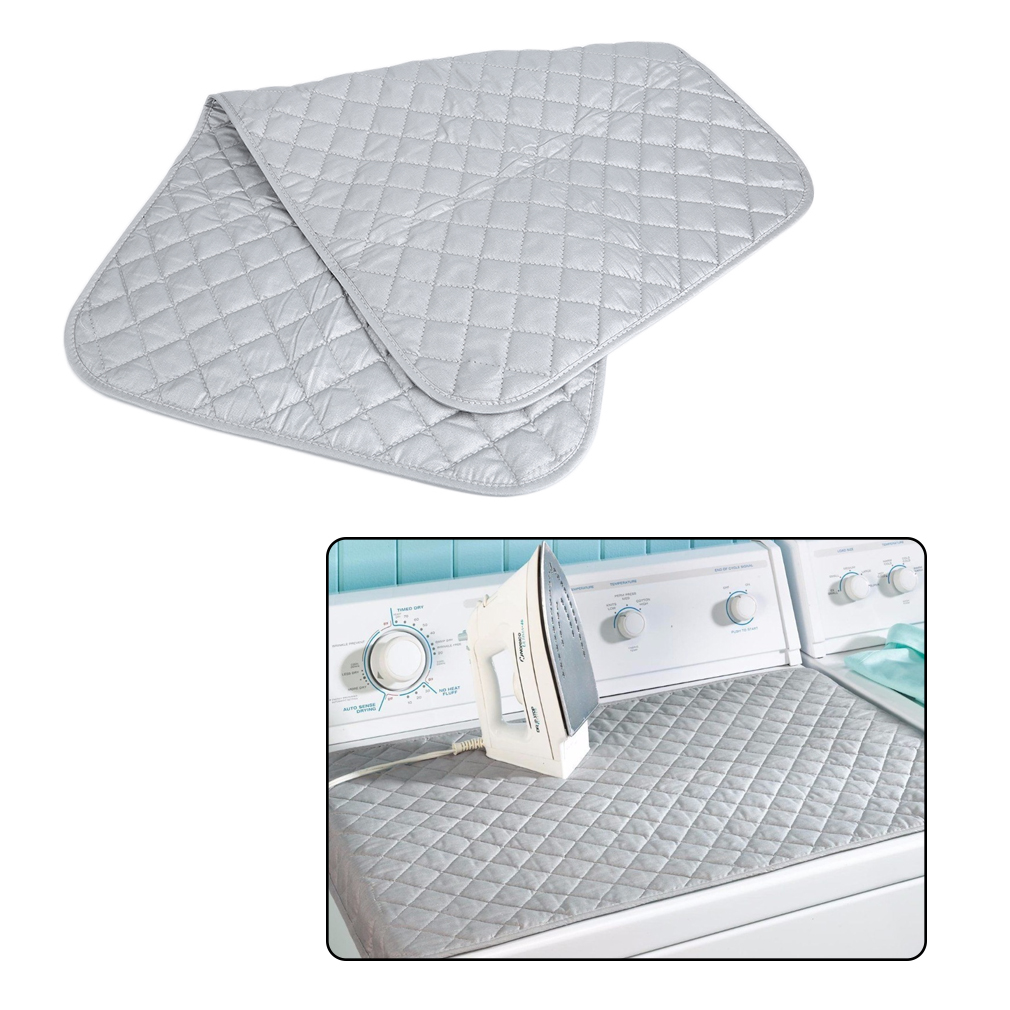 Magnetic Ironing Mat Laundry Pad Washer Dryer Cover Board