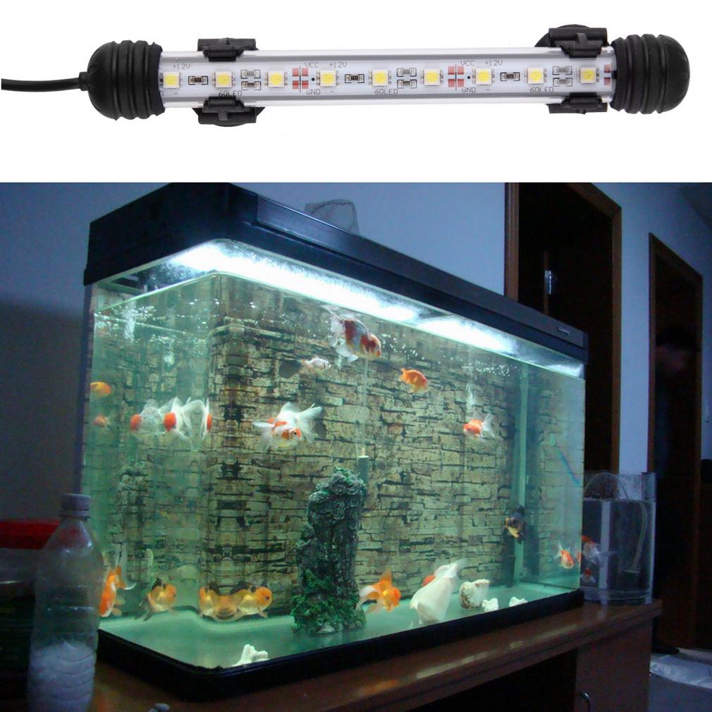 Waterproof underwater aquarium fish tank led light bulb for Fish tank deals